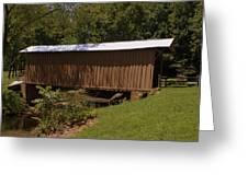 Jack's Creek Bridge Greeting Card