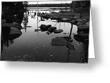 Jacks Lake 2  Greeting Card