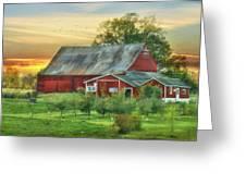 Jackson Orchard Greeting Card