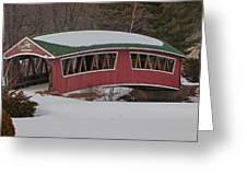 Jackson Xc Bridge Greeting Card