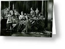 Jacqueline Logan In King Of Kings 1927 Greeting Card