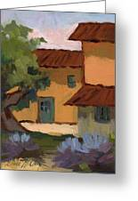 Jacques Farm In Provence Greeting Card