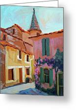 Jacques House Greeting Card