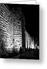 Jaffa Gate Greeting Card by Amr Miqdadi