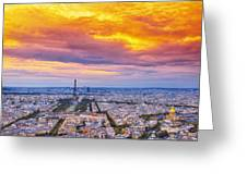 J'aime Paris Greeting Card