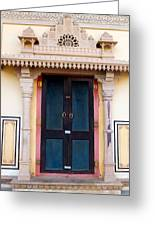 Jaipur Architecture  Greeting Card