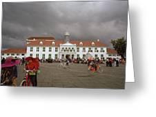 Jakarta History Museum Greeting Card