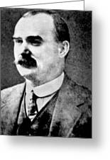 James Connolly (1870-1916) Greeting Card