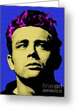 James Dean 002 Greeting Card