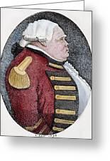 James Grant (1720-1806) Greeting Card