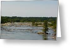 James River Greeting Card