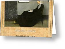 James Whistler 1 Greeting Card