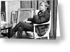 James Whistler (1834-1903) Greeting Card