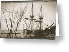 Jamestown 1607 Greeting Card