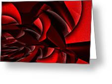 Jammer Rose 005 Greeting Card
