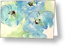 Japanese Quince 1 Greeting Card