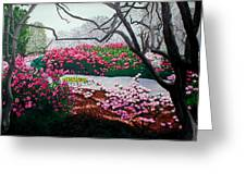 Jasmine Hill Gardens Greeting Card