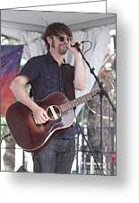 Jay Farrar Greeting Card