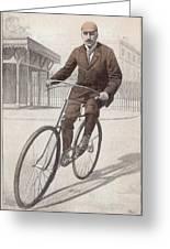 Jean Beraud (1849-1935) French Greeting Card