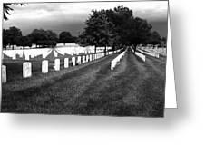 Jefferson Barracks National Cemetery Greeting Card