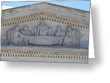 Jefferson Memorial - Washington Dc - 01133 Greeting Card