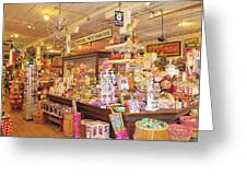 Jefferson Texas General Store Greeting Card