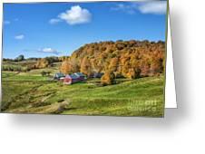 Jenne Farm Greeting Card