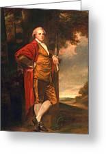 Jeremiah Milles, 1780-83 Greeting Card