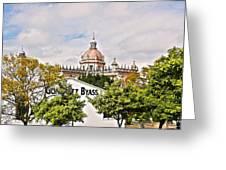 Jerez De La Frontera - Spain Greeting Card by Juergen Weiss