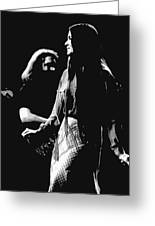 Jerry And Donna Godchaux 1978 A Greeting Card