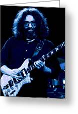 Jerry At Winterland 3 Greeting Card