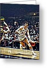 Jerry Lucas Greeting Card