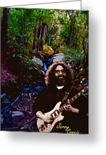 Jerry's Mountain Music 7 Greeting Card