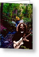 Jerry's Mountain Music 8 Greeting Card