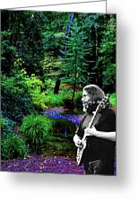 Jerry's Sunshine Daydream 2 Greeting Card