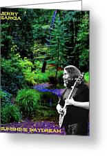 Jerry's Sunshine Daydream Greeting Card