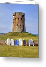 Jersey - Le Hocq Greeting Card
