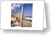 Jersey Shore  Greeting Card