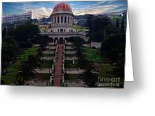 Jerusalem 2 Greeting Card
