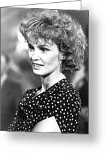 Jessica Lange In Country  Greeting Card