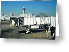 Jetway Seventy-three Greeting Card