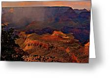 Jewel Of The Grand Canyon Greeting Card