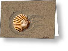 Jewel On The Beach II Greeting Card