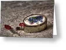 Jewelry Greeting Card