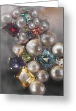 Jewels Artwork Of The Gods 2 Greeting Card by Judy Paleologos