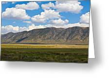 Utah Landscape Greeting Card by Pro Shutterblade