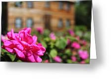 Job Lane House Greeting Card