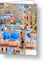 Jodhpur - Rajasthan - India Greeting Card