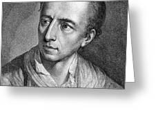 Johann Joachim Winckelmann (1717-1768) Greeting Card