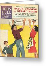 John Bull 1959 1950s Uk Decorating Diy Greeting Card